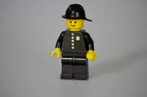 LEGO figurak