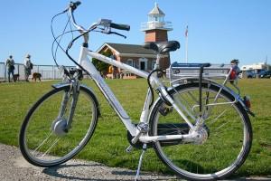 Az elektromos kerékpárok egyre népszerűbbek