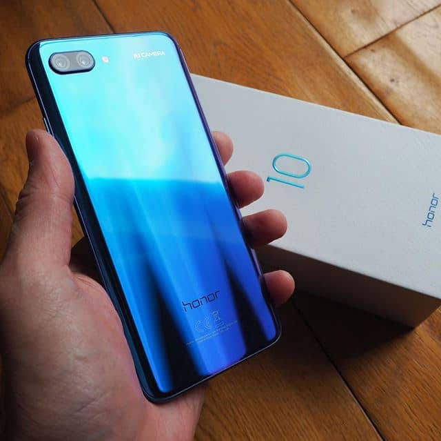 Honor 10 ár