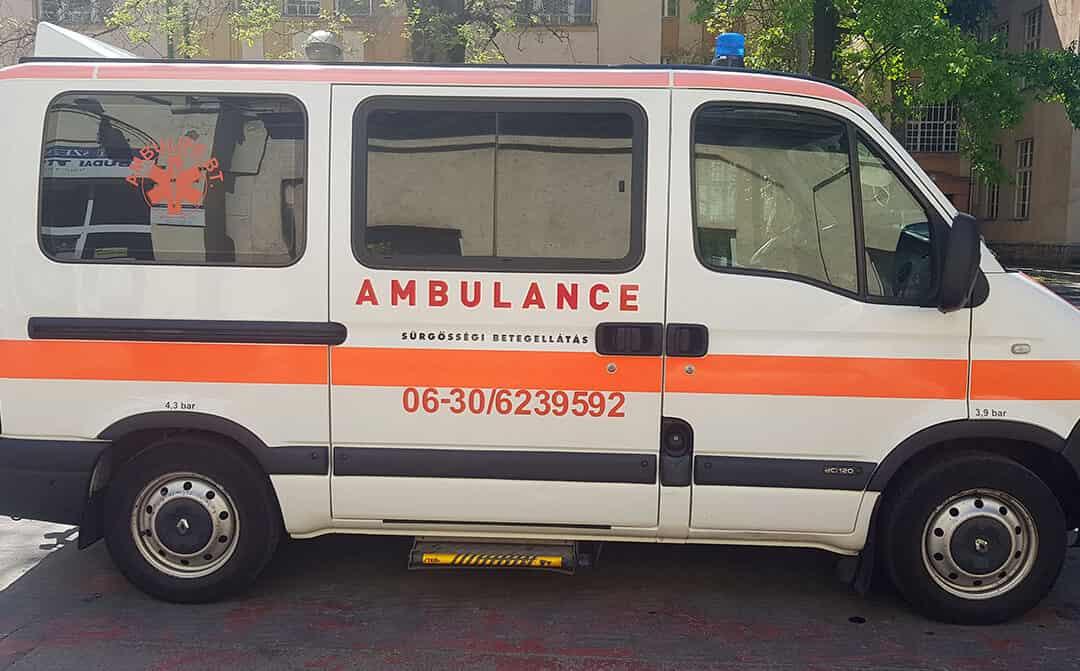 magán mentőszolgálat