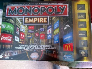 A Monopoly mai változata