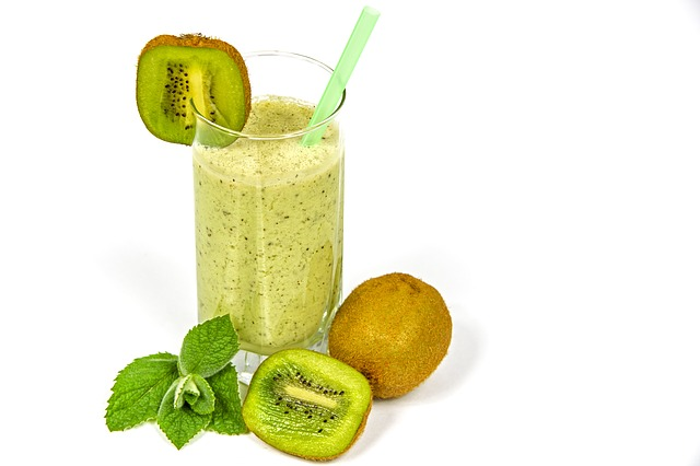 Egészséges protein shake