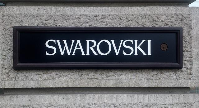 Swarovski nyaklánc
